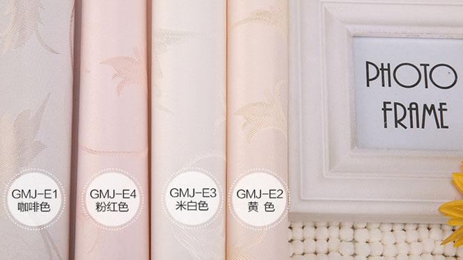 欧式现代简约客厅卧室背景墙无缝墙布高档壁布GMJ-E