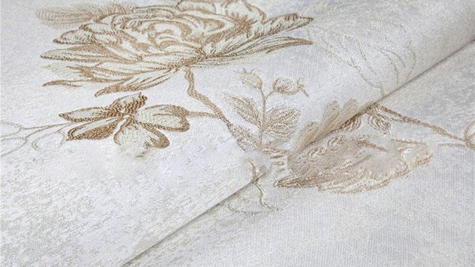 欧式壁布 高档卧室墙布 无缝墙布 无纺布 高精密大提花SZ-E