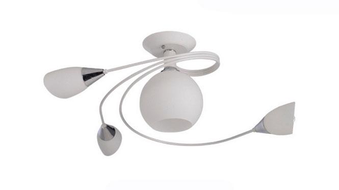 现代简约创意房间灯具灯饰 时尚卧室客厅灯浪漫温馨吸顶灯X58