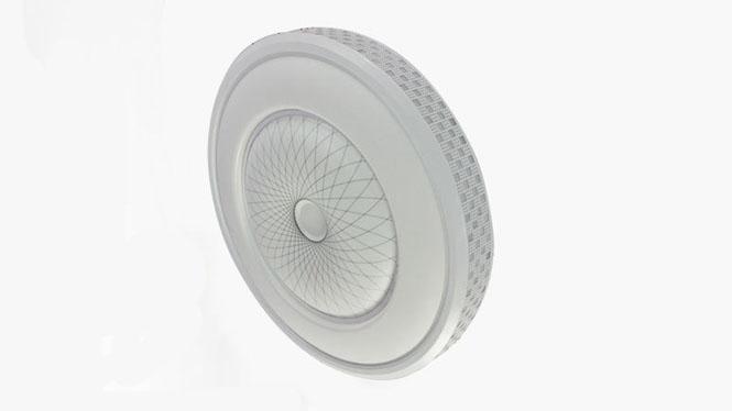 简约现代圆形吸顶卧室灯LED过道 书房 6809