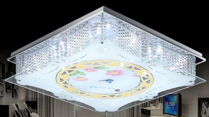 现代低压灯 卧室书房吸顶灯 现代简约卧室灯饰 8014