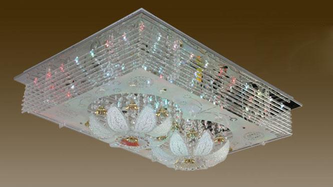 现代客厅灯led吸顶灯大厅家居照明mp3灯 8188