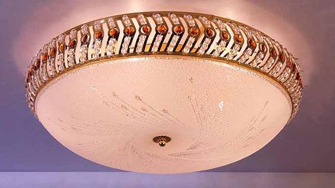 吸顶灯卧室餐厅书房简约宜家欧式 灯饰灯具A006