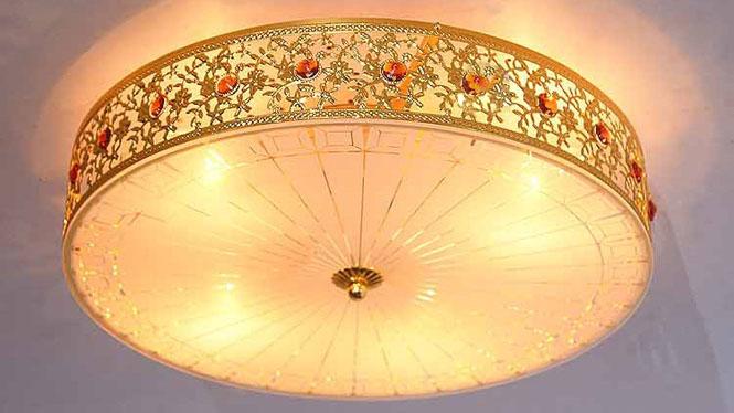 过道灯 家居照明灯具灯饰水晶吸顶灯客厅灯 A003
