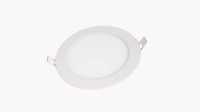 LED 超薄筒灯 LED面板灯3W 6W背景墙灯 1009