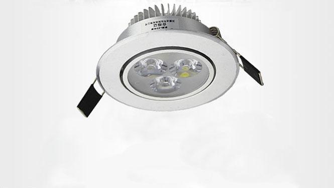 LED射灯 3W LED天花灯 LED天花灯 1006