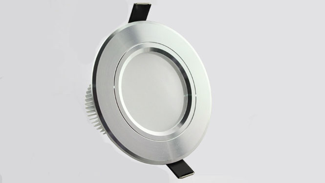 LED筒灯 护眼筒灯LED天花灯5W  1005