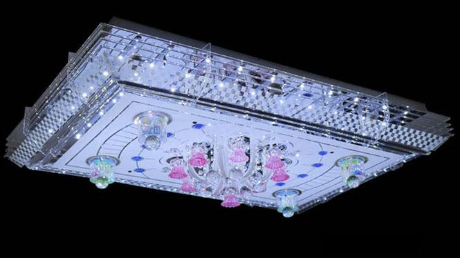 美欧式中式现代水晶灯客厅卧室书房创意个性酒店工程订制157