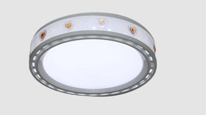 卧室灯 LED灯新款现代灯书房阳台灯亚克力吸顶灯6802