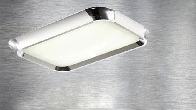 客厅灯 亚克力吸顶灯 现代简约LED灯 平板节能灯 6817