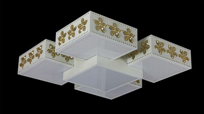 吸顶灯LED客厅书房卧室创意美式酒店高端5头7头1515182
