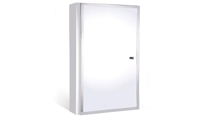 不锈钢浴室柜 浴室镜柜 简约浴柜 卫生间镜子带收纳柜组合400×600mm GD2101