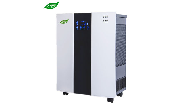 高端空气净化器家用除甲醛雾霾烟尘除PM2.5细菌氧吧JMX-A4002B