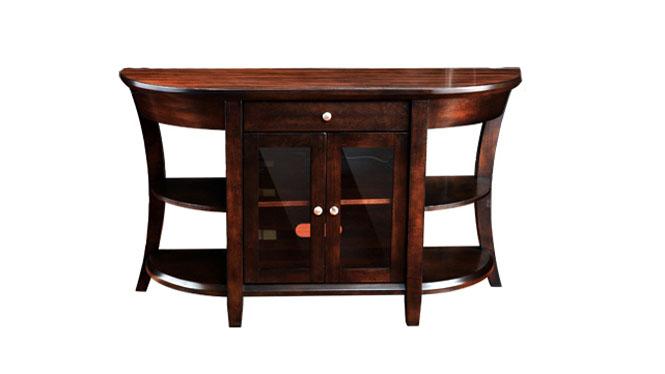 美式乡村实木电视柜 现代简约 卧室电视柜 玄关柜餐边柜T1076